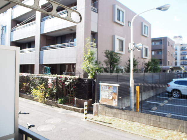 フォルビテッツァ本八幡 101号室の景色