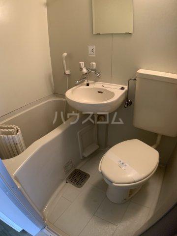 グランドハイム 203号室の洗面所