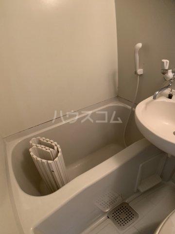 グランドハイム 203号室の風呂