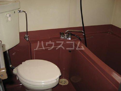 コーポエイト 205号室のトイレ