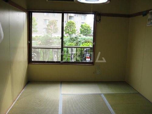 コーポエイト 205号室のベッドルーム