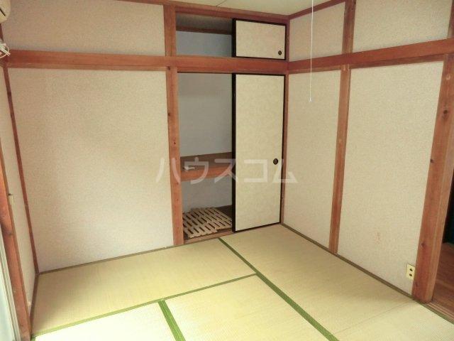 めじろ荘 105号室のトイレ