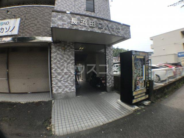 長沼田口ハイツ 302号室のエントランス