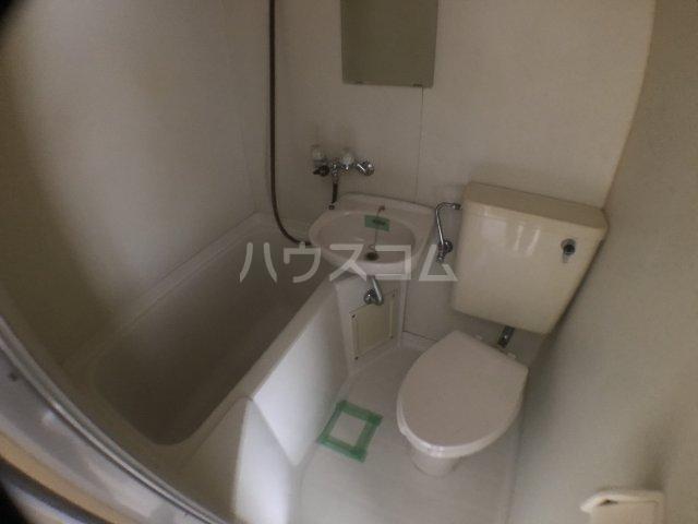 長沼田口ハイツ 302号室の風呂