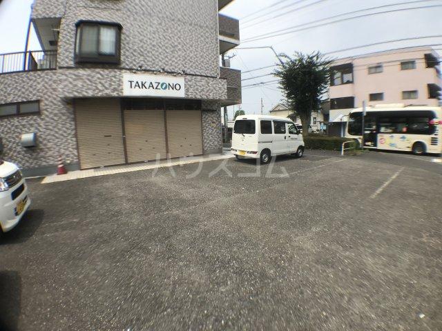 長沼田口ハイツ 302号室の駐車場
