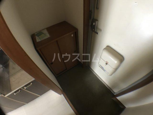 長沼田口ハイツ 302号室の収納