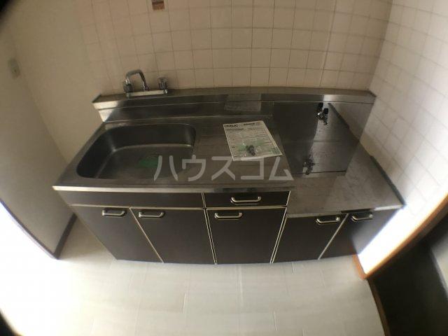 長沼田口ハイツ 402号室のキッチン