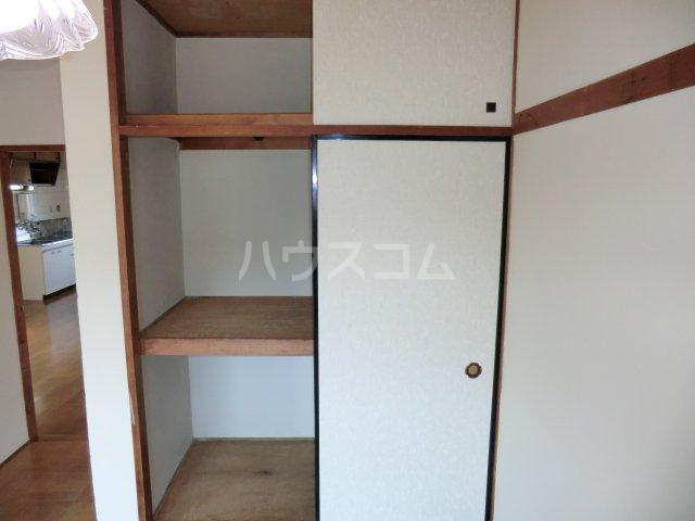 第2オパールマンション 13号室の収納