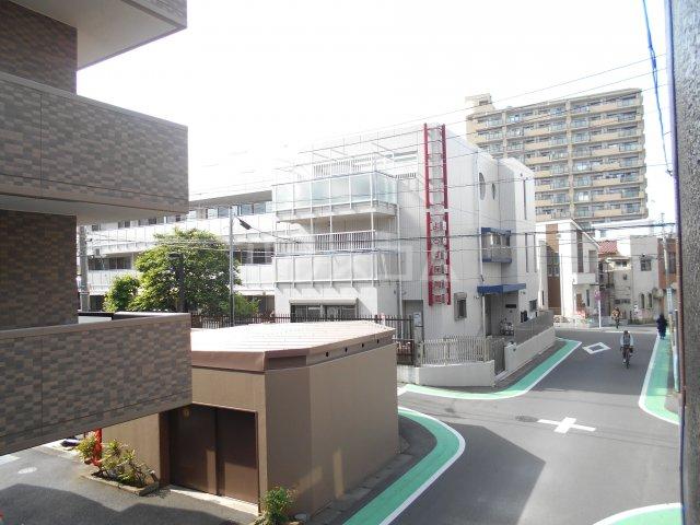 子安光洋ビル 207号室の景色