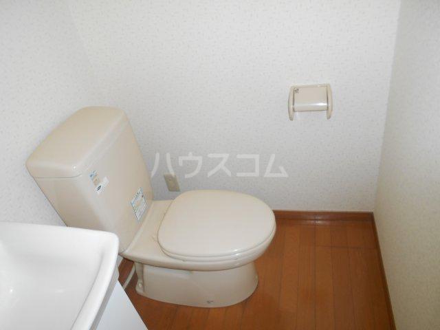 子安光洋ビル 207号室のトイレ