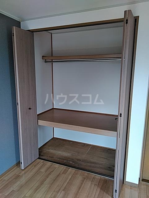 プレミール秋 210号室の収納