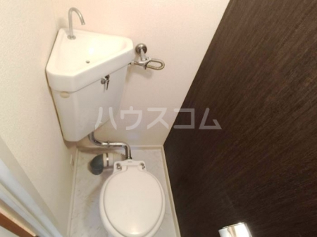 コーポ加茂川ー南 201号室のトイレ