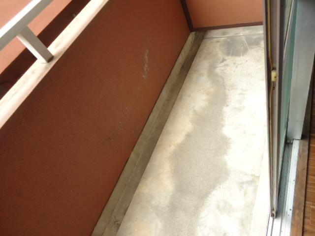 小林ビル 210号室のバルコニー
