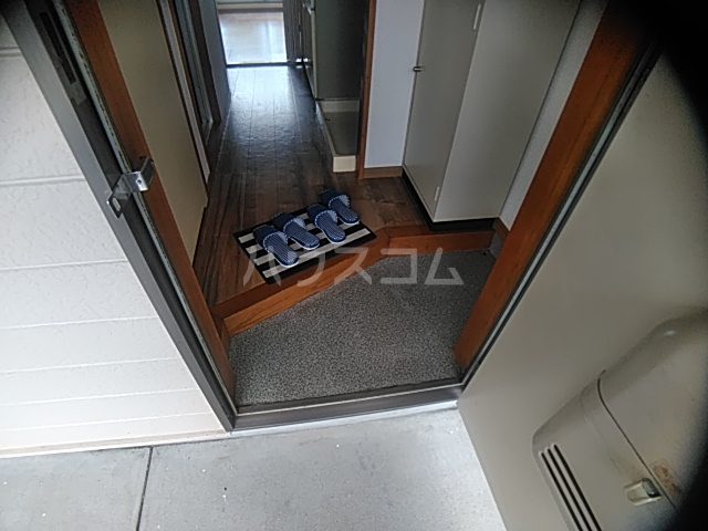 Surplus Verde Ⅱ 203号室の玄関