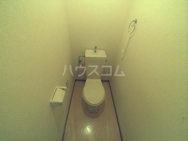 Surplus Two marroneA 205号室のトイレ
