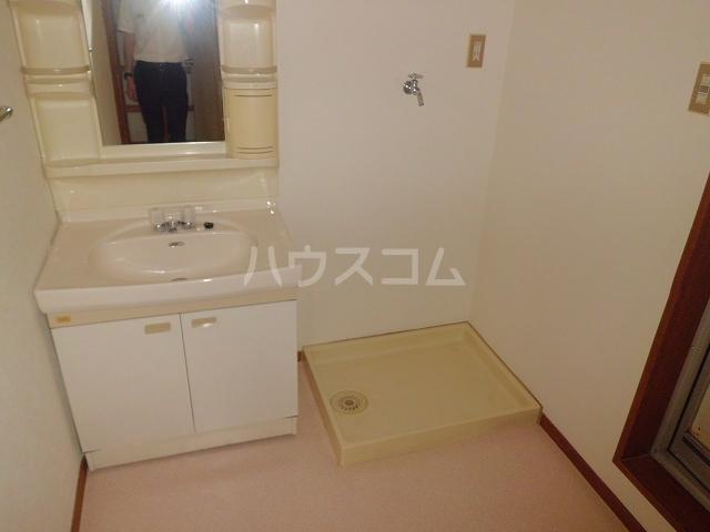 エルハイム岡崎 207号室の洗面所