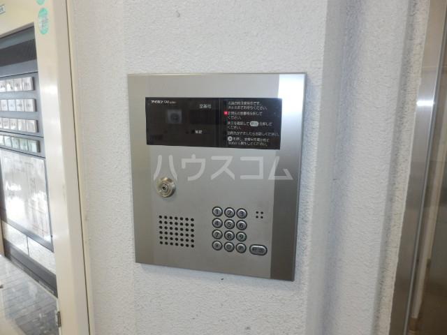 エルハイム岡崎 207号室のロビー