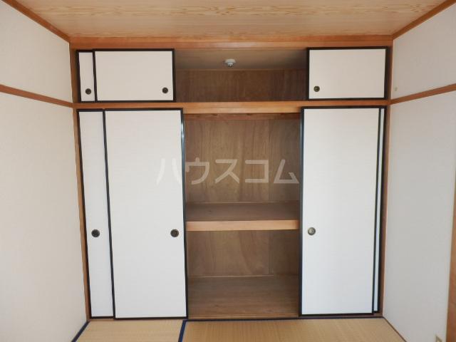 エルハイム岡崎 207号室の収納