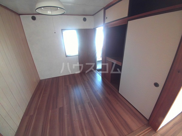 第二 三幸荘 201号室の収納