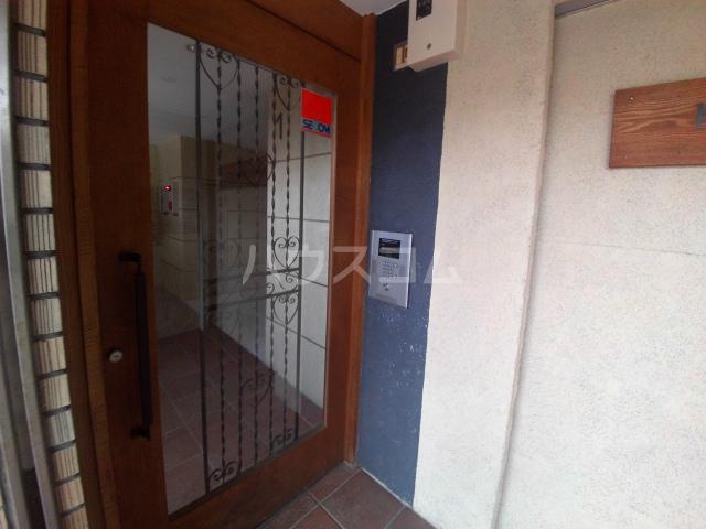 HATAYAアパートメント 201号室のセキュリティ