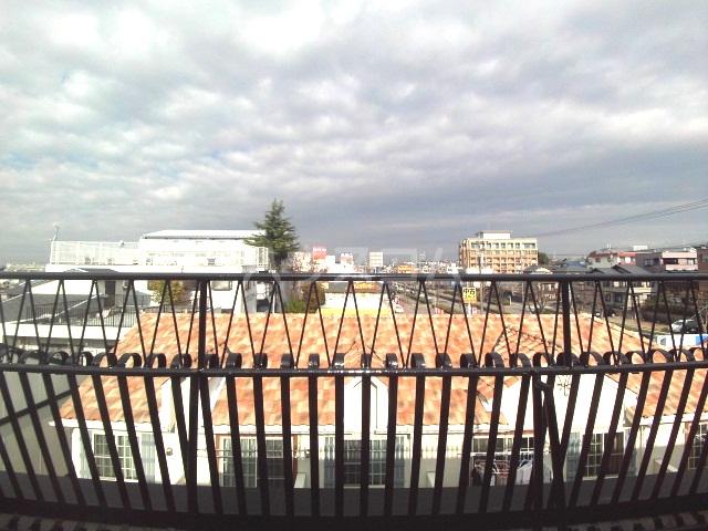 HATAYAアパートメント 201号室の景色