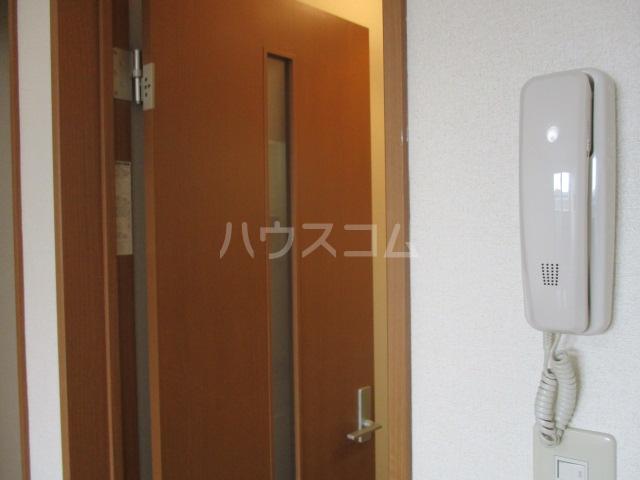 パピーMASA 203号室のセキュリティ
