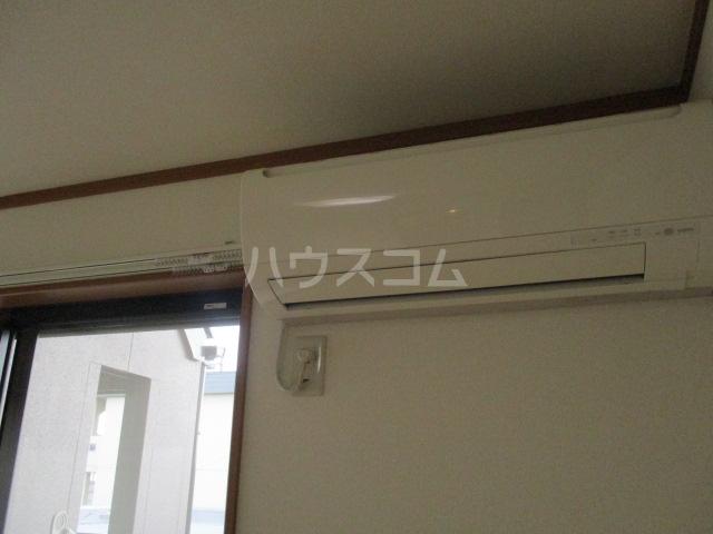 パピーMASA 203号室の設備