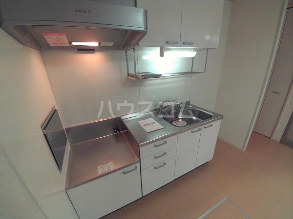 ションセイG 103号室のキッチン