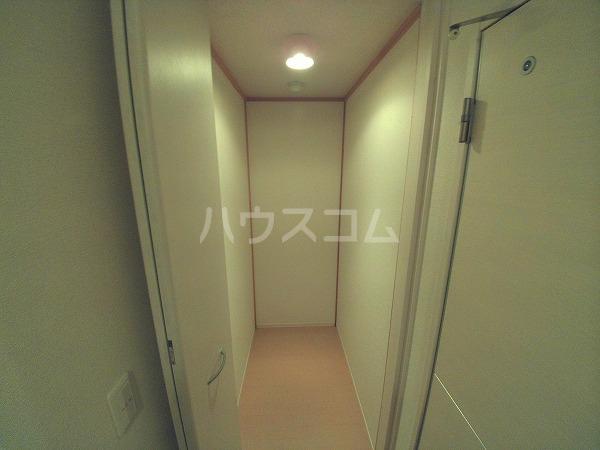 ションセイG 103号室の収納