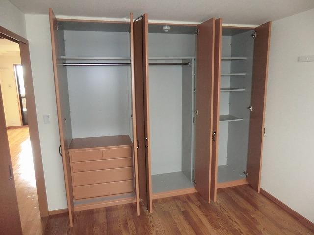アシューレ・M 105号室の収納