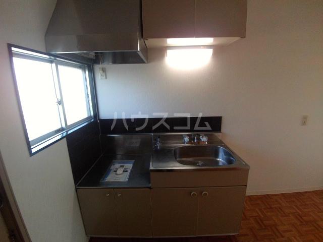 タウニィ石原 D棟 105号室のキッチン