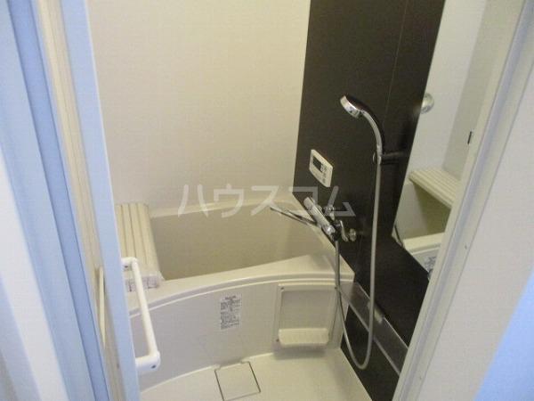 ヴァンベール岡崎 201号室のトイレ