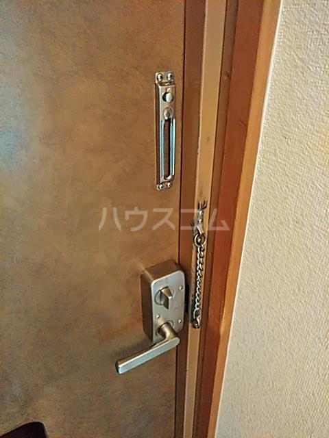 キャピターレ 305号室のセキュリティ