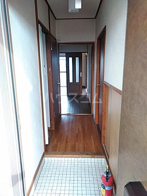 キャピターレ 305号室の玄関