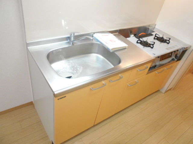 Excel YTM 301号室のキッチン