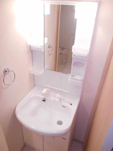 Excel YTM 301号室の洗面所