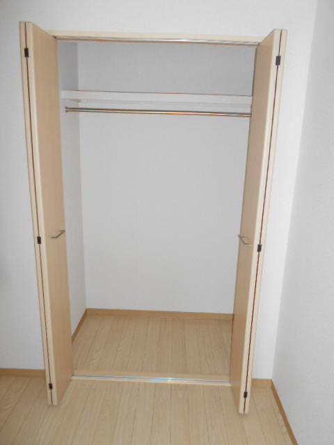 Excel YTM 301号室の収納