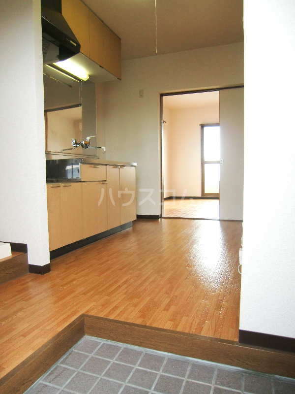 メゾーネマルクⅠ 105号室の玄関