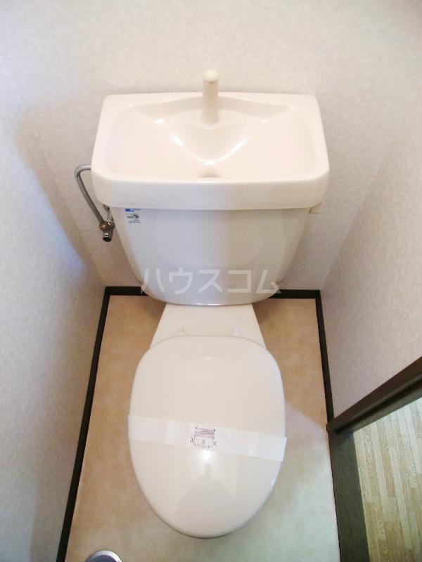 メゾーネマルクⅠ 105号室のトイレ
