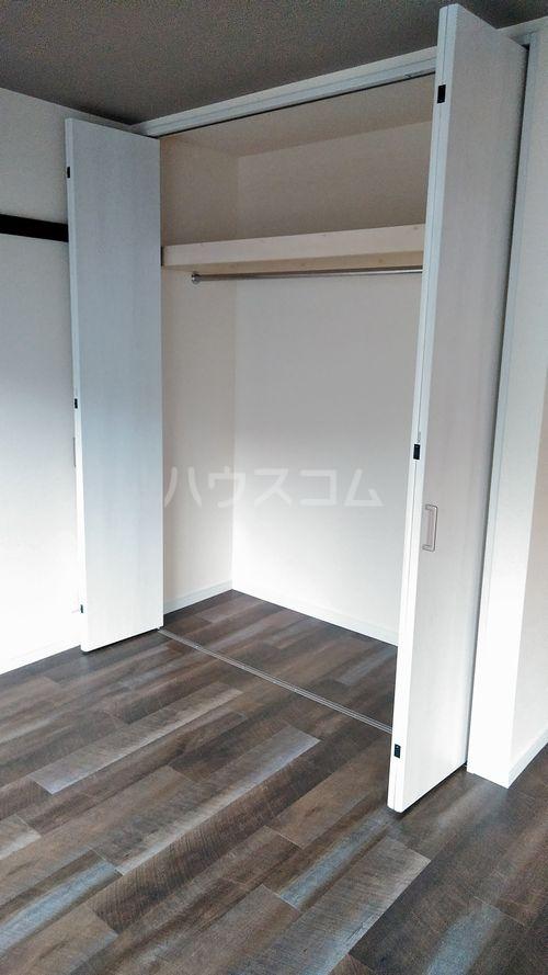 クレートメゾン土屋 202号室の収納