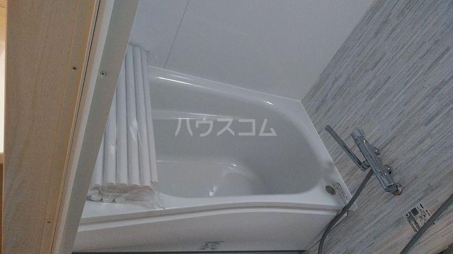 クレートメゾン土屋 202号室の風呂