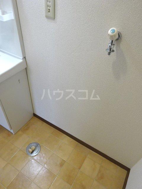 グリーンキャピタル石井 107号室の洗面所