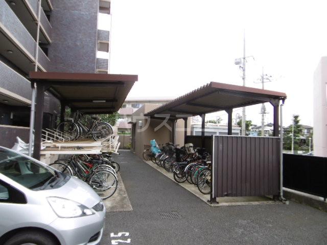 PARK SQUARE北松戸 215号室のその他共有