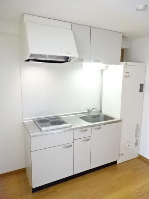 サンイング北松戸 510号室のキッチン