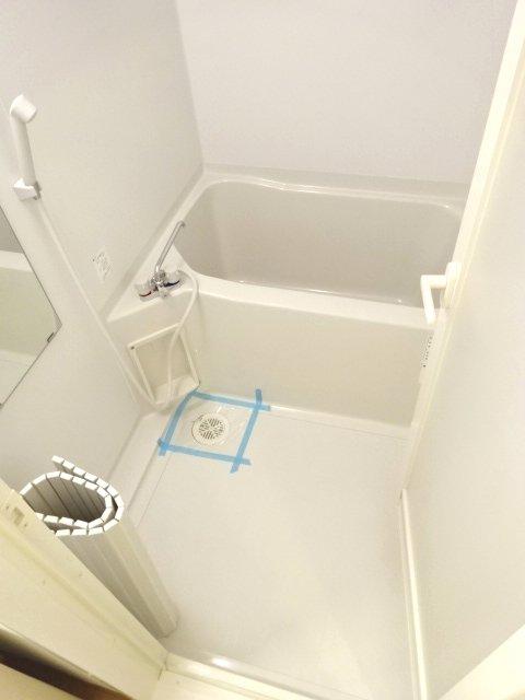 サンイング北松戸 510号室の風呂