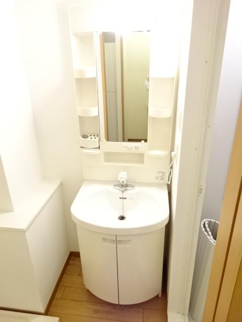 サンイング北松戸 510号室の洗面所