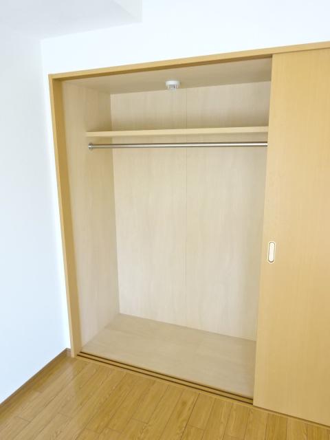 サンイング北松戸 510号室の収納