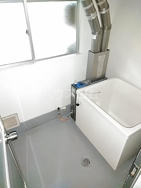 ウインド上本郷 201号室の風呂