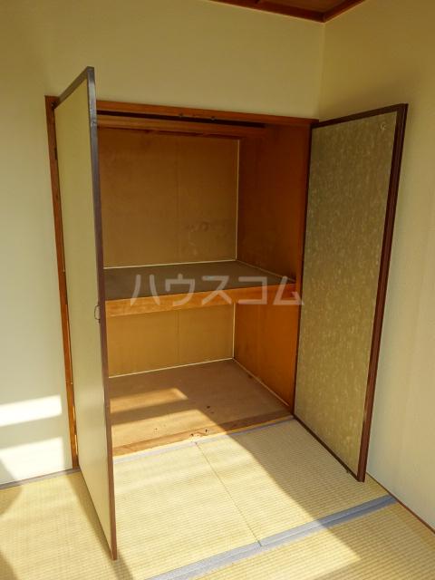 矢切ハイムA棟 B号室の居室