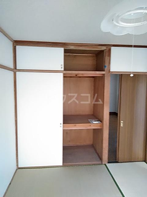 和名ヶ谷京葉ハイツ 305号室の収納